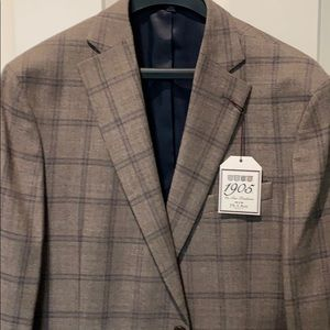 44L Slim Fit Sport Coat
